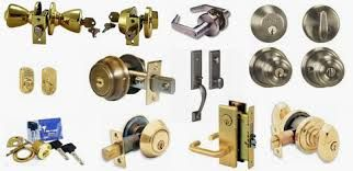 Assorted door locks
