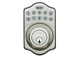 Keypad entry system